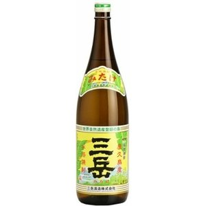 三岳 本格芋焼酎 25度 1800ml|osake-yoshimura