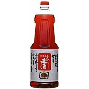東肥 赤酒 料理用 1800ml ペットボトル|osake-yoshimura