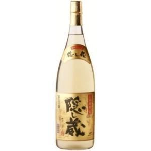 隠し蔵 貯蔵熟成麦焼酎 25度 1800ml|osake-yoshimura