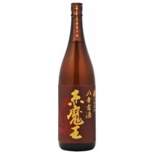 赤魔王 本格麦焼酎 八年古酒 25度 1800ml|osake-yoshimura