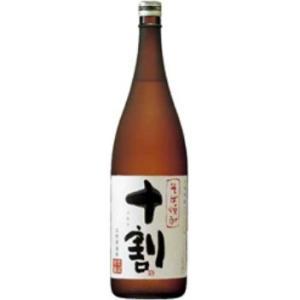 十割 全量蕎麦焼酎 25度 1800ml|osake-yoshimura