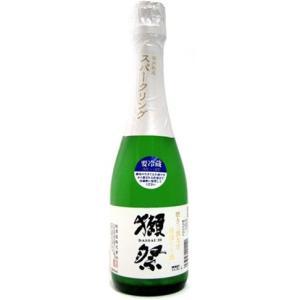 獺祭 発泡にごり酒 スパークリング 磨き三割九分 360ml 「クール便指定商品」|osake-yoshimura