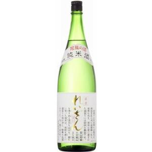 れいざん 純米酒 1800ml|osake-yoshimura