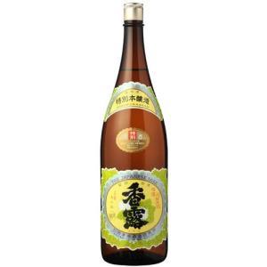 香露 特別本醸造 1800ml|osake-yoshimura