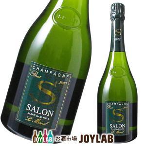 サロン ブラン ド ブラン ブリュット 2007 750ml 箱なし SALON シャンパン シャンパーニュ osakeichibajp