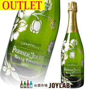 【アウトレット】ペリエ ジュエ ベル エポック ブリュット 2012 750ml 箱なし シャンパン シャンパーニュ osakeichibajp