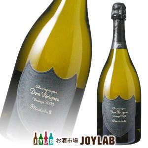 ドンペリニヨン P2 プレニチュード 2003 750ml 箱なし 正規品 シャンパン シャンパーニ...
