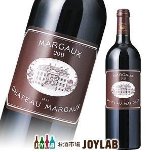 2011 マルゴー・デュ・シャトーマルゴー 750ml マルゴーサード 3rd   ワイン osakeichibajp