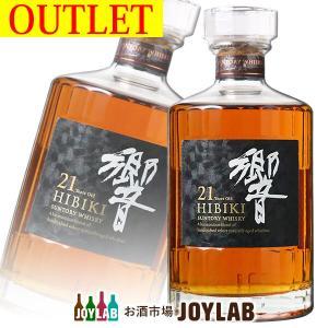 【アウトレット】サントリー 響 21年 700ml 箱なし Suntory Hibiki 21 Year Old Japanese Whisky|osakeichibajp