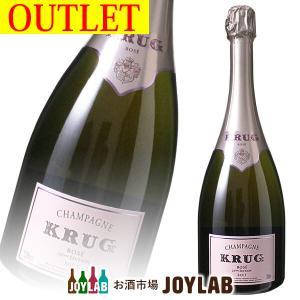 【アウトレット】クリュッグ ロゼ 750ml シャンパン 箱なし|osakeichibajp