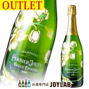 【アウトレット】ペリエジュエ ベルエポック ブリュット 白 2008年 750ml 帝国酒販|osakeichibajp