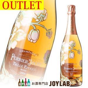 【アウトレット】ペリエジュエ ベルエポック ロゼ 2006年 750ml帝国酒販|osakeichibajp
