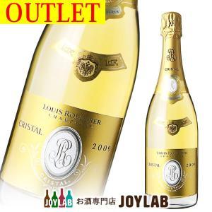 【アウトレット】ルイロデレール クリスタル 2009 750ml 帝国酒販|osakeichibajp