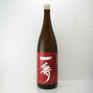 [商品名]むすびの一番  [種 別]本格麦焼酎  [容 量]1800ml  [産 地]鳥取県境港市 ...