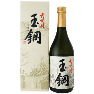 日本酒 簸上正宗 大吟醸 玉鋼 (たまはがね) 720ml 簸上清酒  島根県