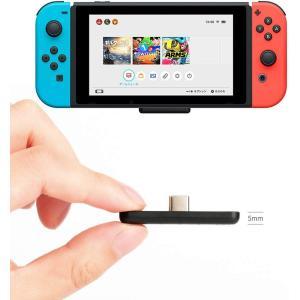 Nintendo Switch Bluetooth オーディオアダプター Nintendo Swit...