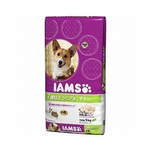 アイムス 犬 シニア 7歳以上用 チキン 小粒 5kg