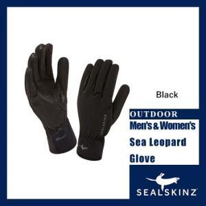 Seal Skinz(シールスキンズ)Men's & Women's Sea Leopard Glove 高性能 軽量 防水 手袋 グローブ 1211404-001 (男性用) |osawamarine
