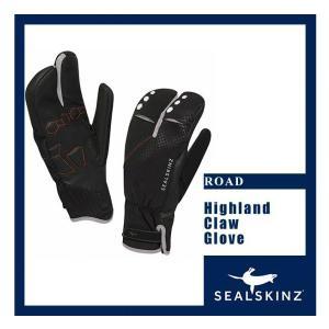 【送料無料・防水・防風・防寒】Seal Skinz(シールスキンズ)Highland Claw Glove 高性能 防水 手袋 グローブ  1211505-061 |osawamarine