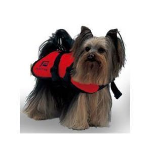 犬用 ライフジャケット ドッグフロートベスト XS ヨークシャテリアサイズ PLASTIMO(プラスチモ)|osawamarine