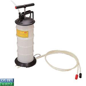 オイル交換 水槽 ハンドオイルチェンジャー 4L 吸い上げ