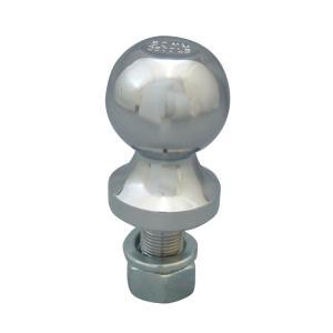 スチール ヒッチボール ボルト長40x径19mm/最大牽引重量1350kg|osawamarine