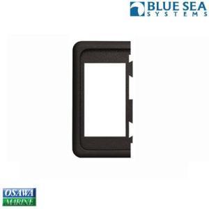 BLUE SEA(ブルーシー)防水ロッカースイッチ用パネル エンド|osawamarine