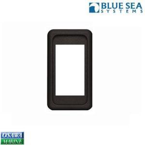 BLUE SEA(ブルーシー)防水ロッカースイッチ用パネル シングル|osawamarine