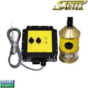 水中カメラ SONIX CA-18S 水中カメラ&ボックス |osawamarine