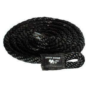 フェンダーロープ ブラック|osawamarine