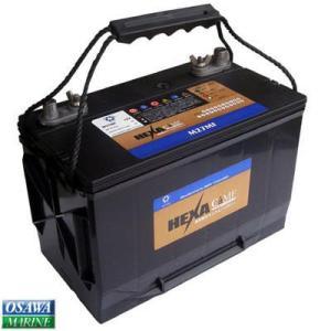 HEXA(ヘキサ)バッテリーM27MF|osawamarine