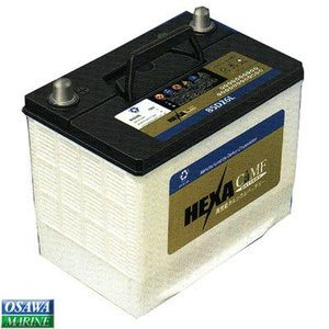 HEXA(ヘキサ)バッテリー30A19|osawamarine