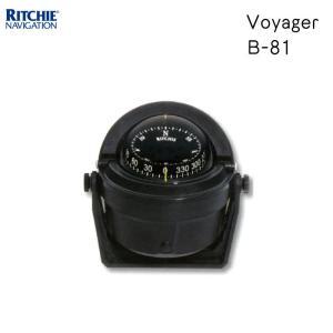 ボート用オイルコンパス RITCHIE ボイジャー B-81|osawamarine