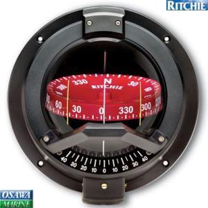 ボート用オイルコンパス RITCHIE ナビゲーター BN-202|osawamarine