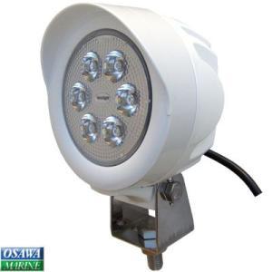 LED丸型 デッキライト 6LED osawamarine