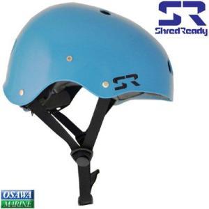 ヘルメット SHRED READY セッシュウェイク エレクトリックブルーL|osawamarine