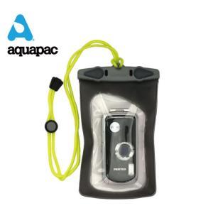 コンパクトカメラ用 防水ケース アクアパック(AQUAPAC) 408 商品番号:32689|osawamarine