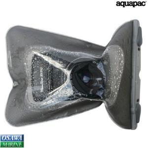 防水カメラケース アクアパック(AQUAPAC)コンパクトカメラ用 418 商品番号:32690|osawamarine