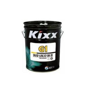 ガソリンエンジンオイル KIXX G1 20L|osawamarine