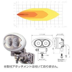 リガー(REGAR) 防水LEDライト 拡散 6W 370g 10252|osawamarine
