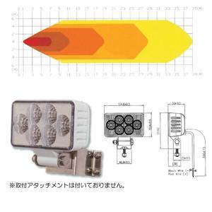 リガー(REGAR) 防水LEDライト 拡散 18W 495g 10261|osawamarine