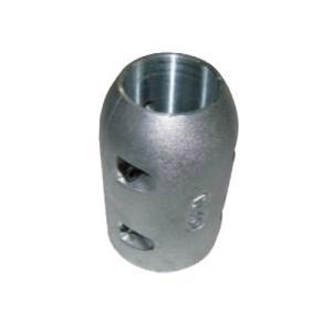 プロペラ保護亜鉛定型 割型ロング 60mm|osawamarine