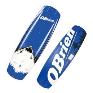 オブライエン OBRIEN ウェイクボード BAKER べーカー 136×43.2cm|osawamarine