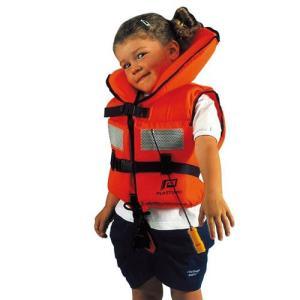 PLASTIMO プラスチモ  子供用ライフジャケット 30-40kg オレンジ|osawamarine