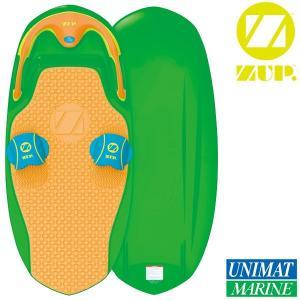 ZUP ザップボード2 Green/Orange ロープセット|osawamarine