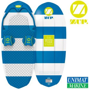 ZUP ザップボード ドゥーモアボード2 Blue/White ボード 本体のみ ボーダー |osawamarine