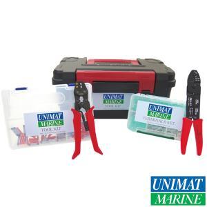 UNIMATMARINE オリジナルギボシ端子防水キット一式 UM-1  UM-07 UM-64 ユニマットマリン|osawamarine