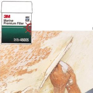 3M プレミアムフィラー/表面の充填・面出し剤|osawamarine