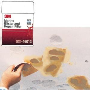 3M ブリスターアンドフィラー/削り跡充填剤|osawamarine