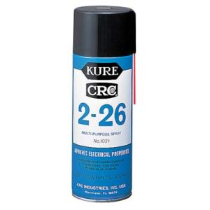 防錆 接点復活剤 クレ CRC2-26 金属 表面 KURE|ユニマットマリン